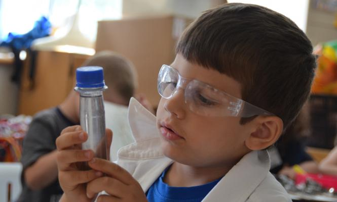 Scientists in School in Inspired Minds Learning contest – Only 1 day left to vote.