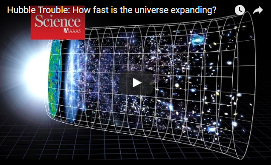 Hubble Trouble: How fast is the universe expanding?
