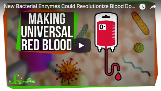 Revolutionize Blood Donations   SciShow News