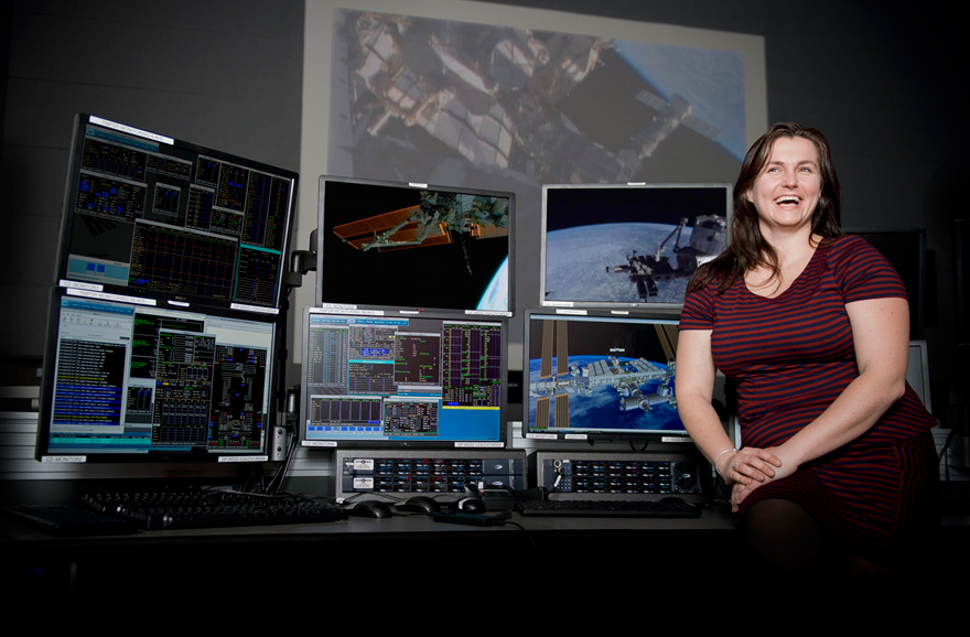 Humans of the CSA – Magdalena Wierus – Intermediate Operations Engineer (Logistics and Sustaining Engineering)