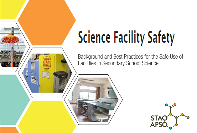 Science Facility Safety – a new Safety Resource from STAO