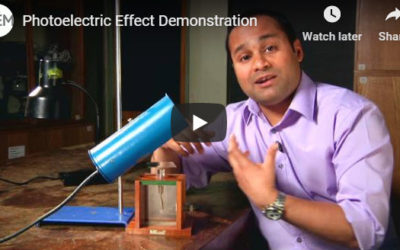Photoelectric Effect Demonstration
