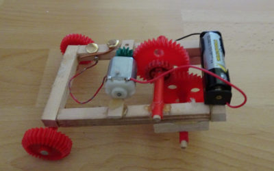 Electric Car Model Project – submitted by Joe Strever