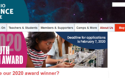 2020 Weston Youth Innovation Award